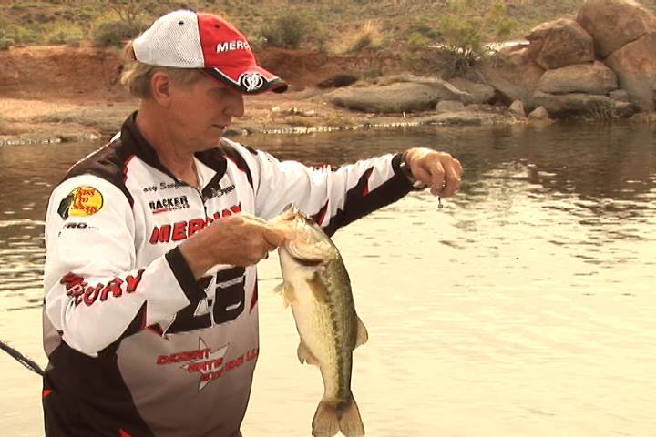 Bass Fishing Pro Gary Senft | Bass Fishing in Arizona